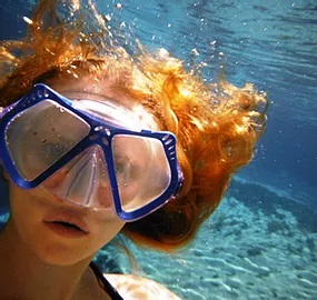 Snorkling the Sante Fe River - Ellie Ray's RV Resort and Campground Florida