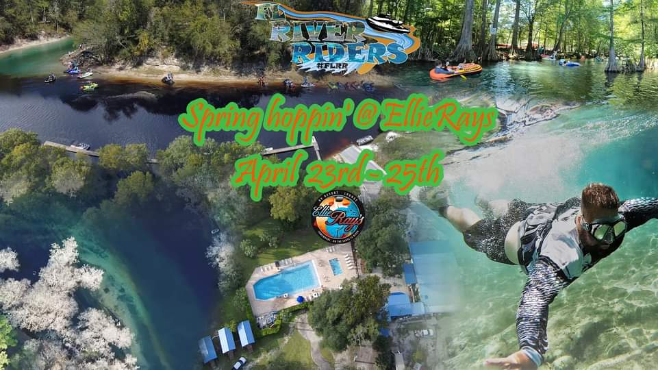 Florida River Riders Spring Hoppin Event April 23-25