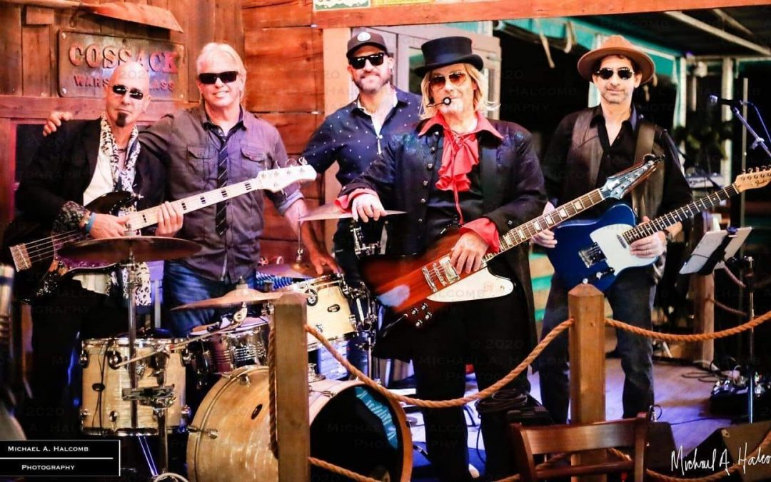 Tom Petty Tribute Band Rocks the Stage at 7pm on Memorial Day Weekend 2021