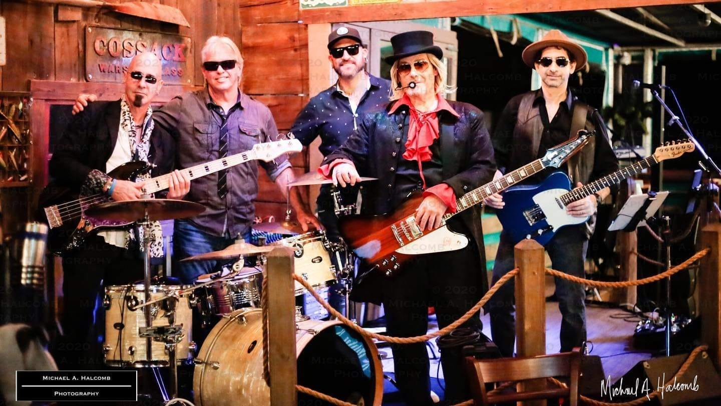 Tom Petty Tribute Band Rocks the Stage