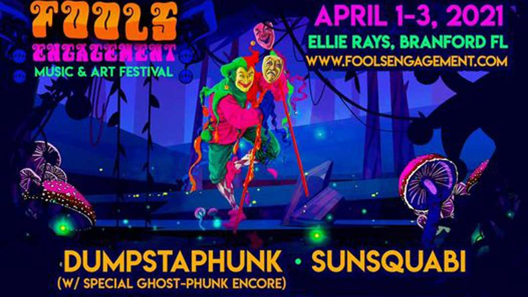 April 1-3 Fools Engagement Festival at Ellie Ray's