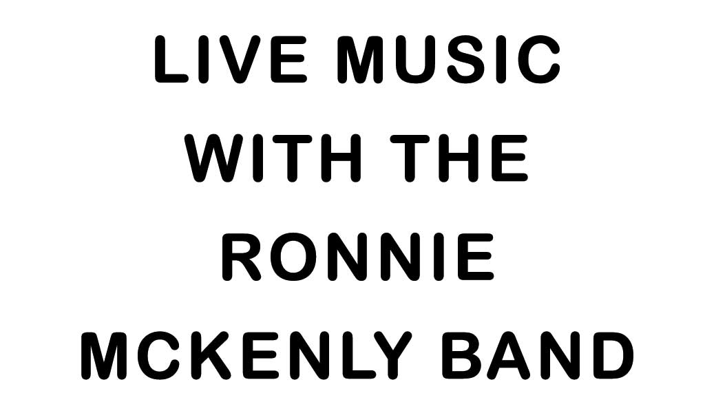 Live Music The Ronnie McKenly Band at Ellie Rays RV Resort