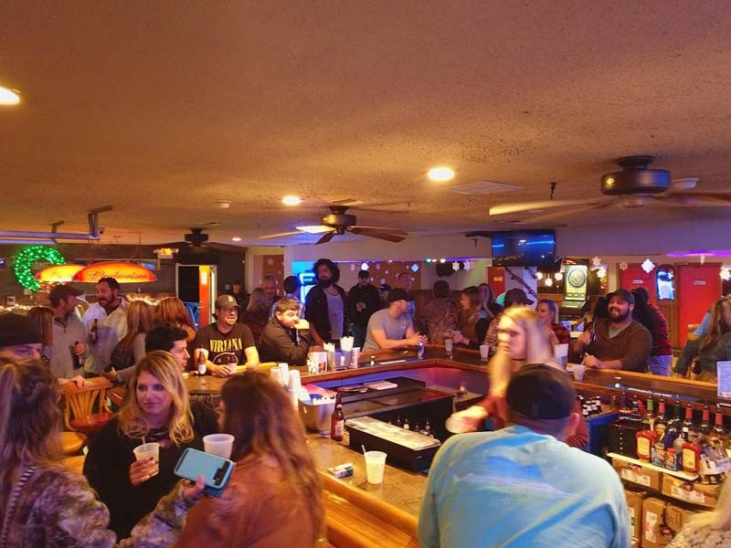 Photo Gallery: The Night Life at Sturge's Lounge Ellie Ray's