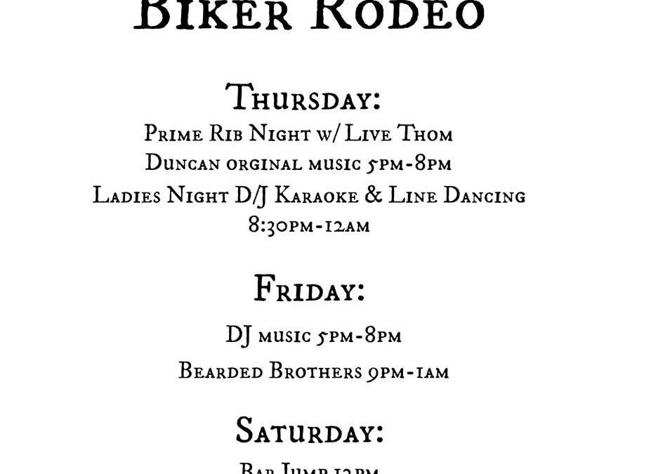 Ellie Ray's Bike Rodeo