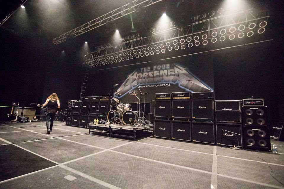The Four Horsemen – The Album-Quality Metallica Tribute Band