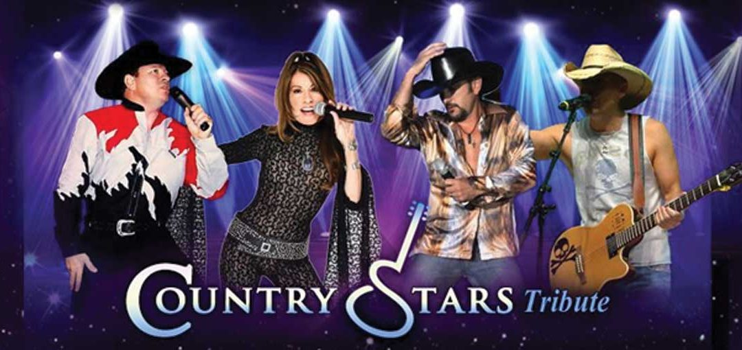 Country Stars Tribute Bands Concert