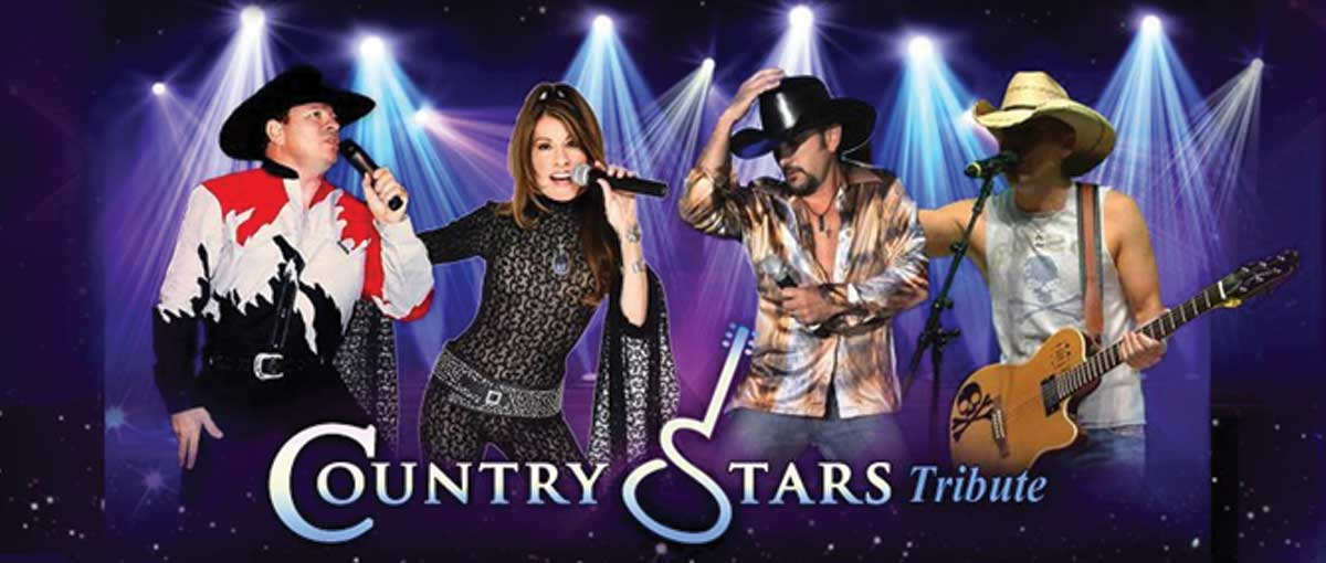Country Stars Tribute Concert at Ellie Rays RV Resort and Campground