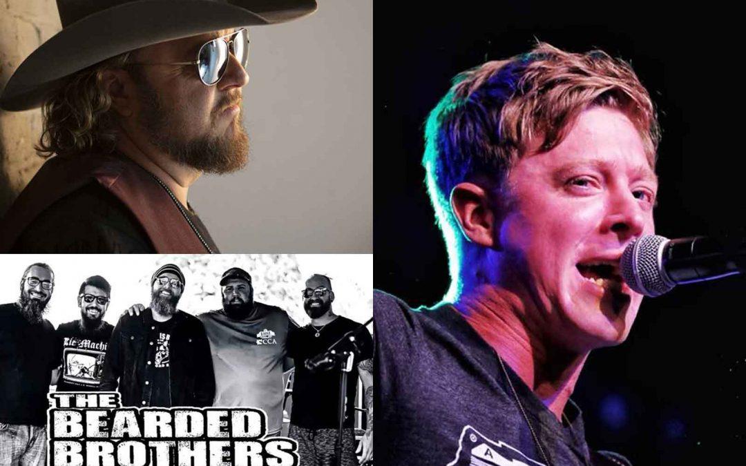Colt Ford & Adam Sanders Concert Event