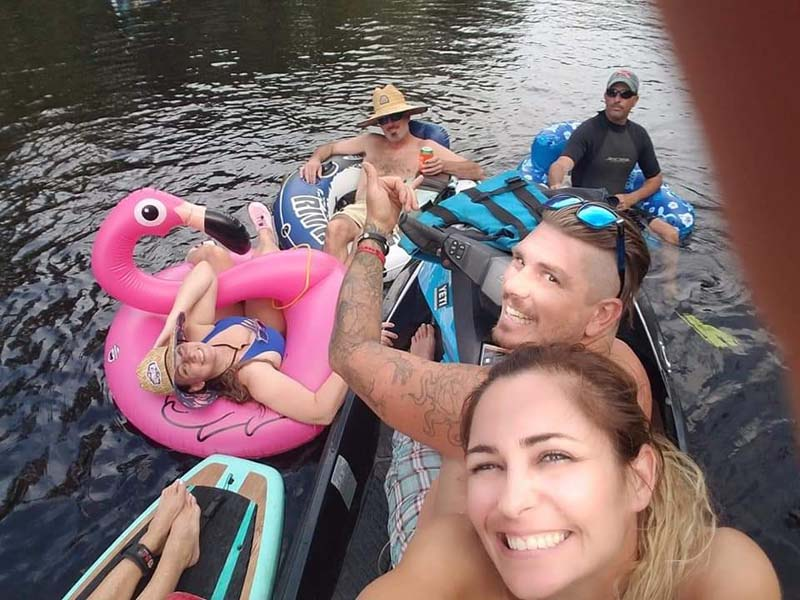 Enjoy a Day on the Water at Ellie Ray's RV Resort